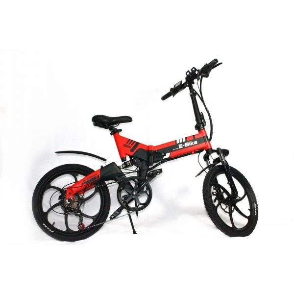 foldable city e bike