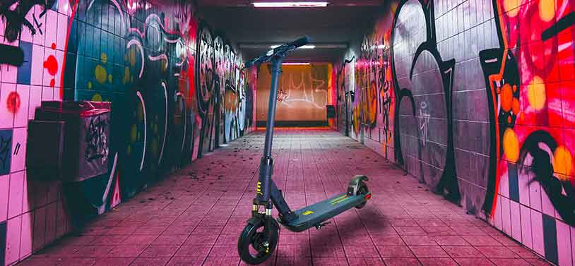 electric scooter s2
