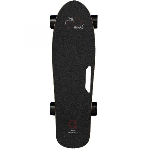 electric fish board skate board