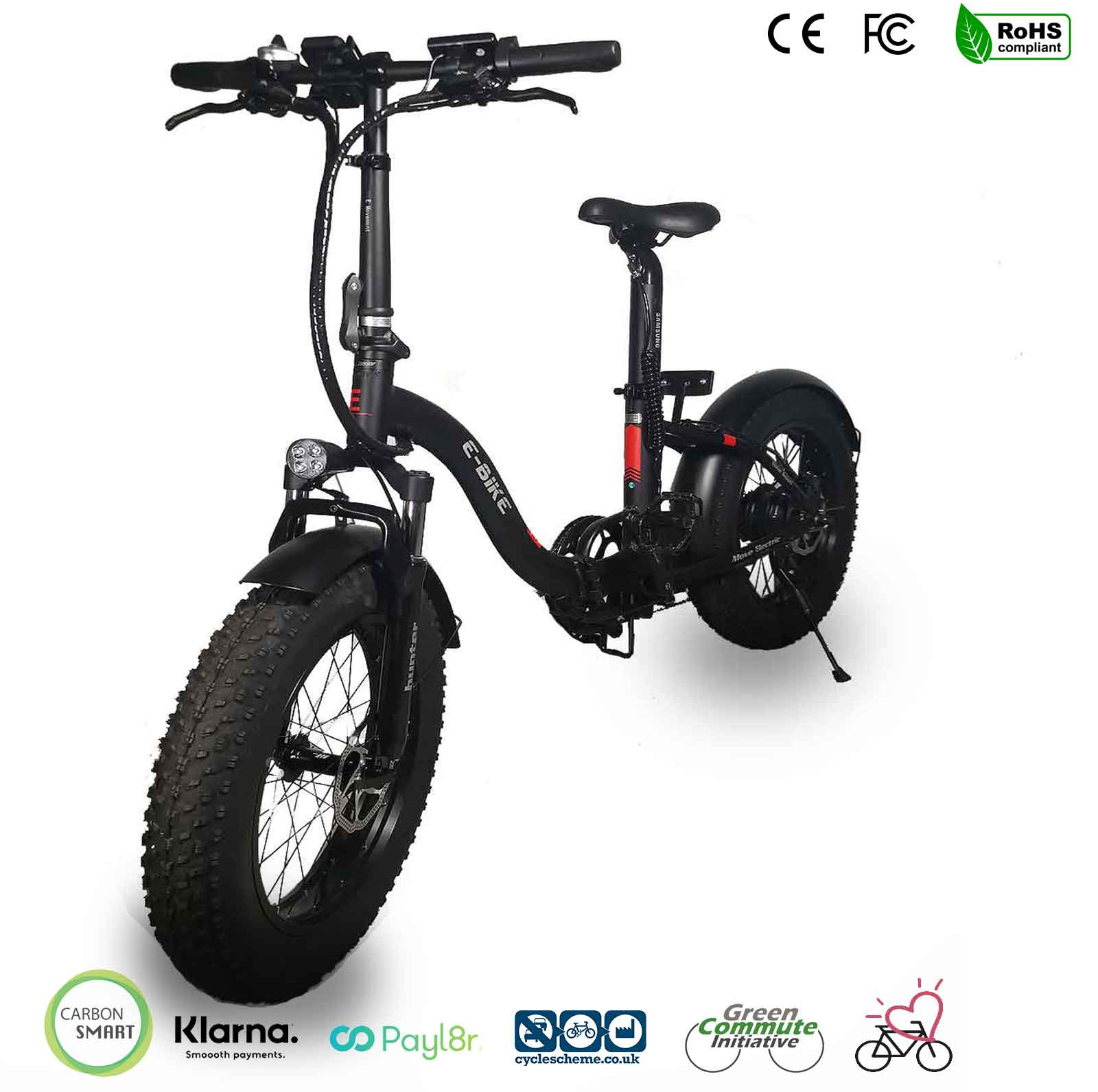 Step Through Electric Bike