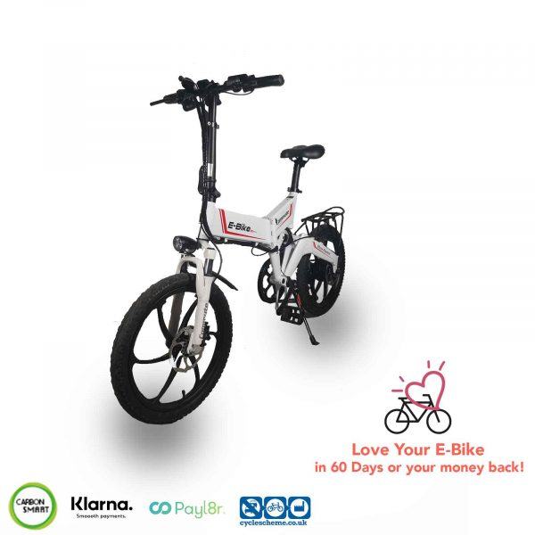 UK Road Legal Electric Bike