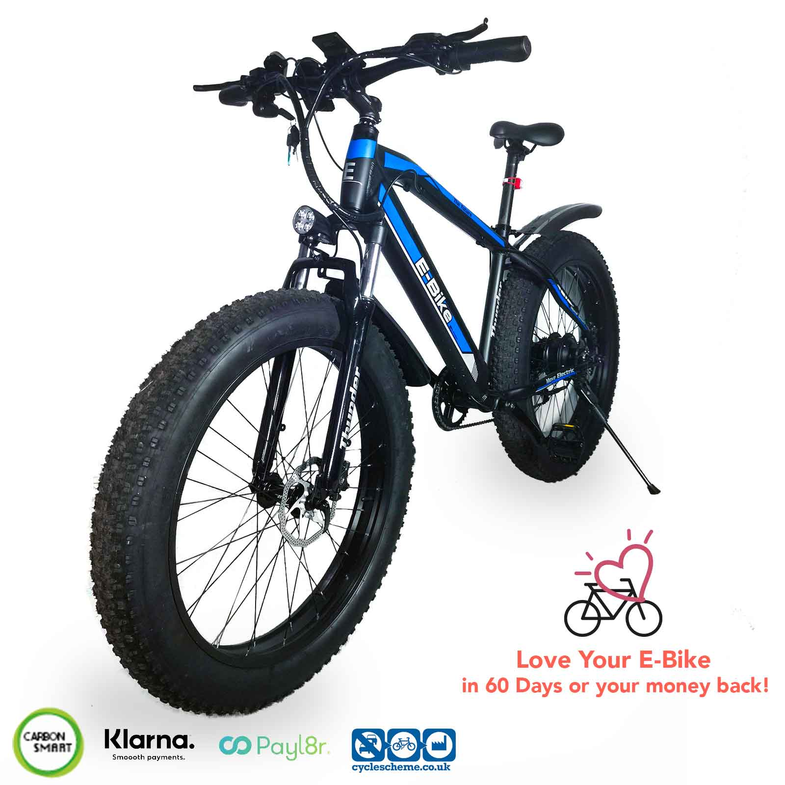 love your electric bike