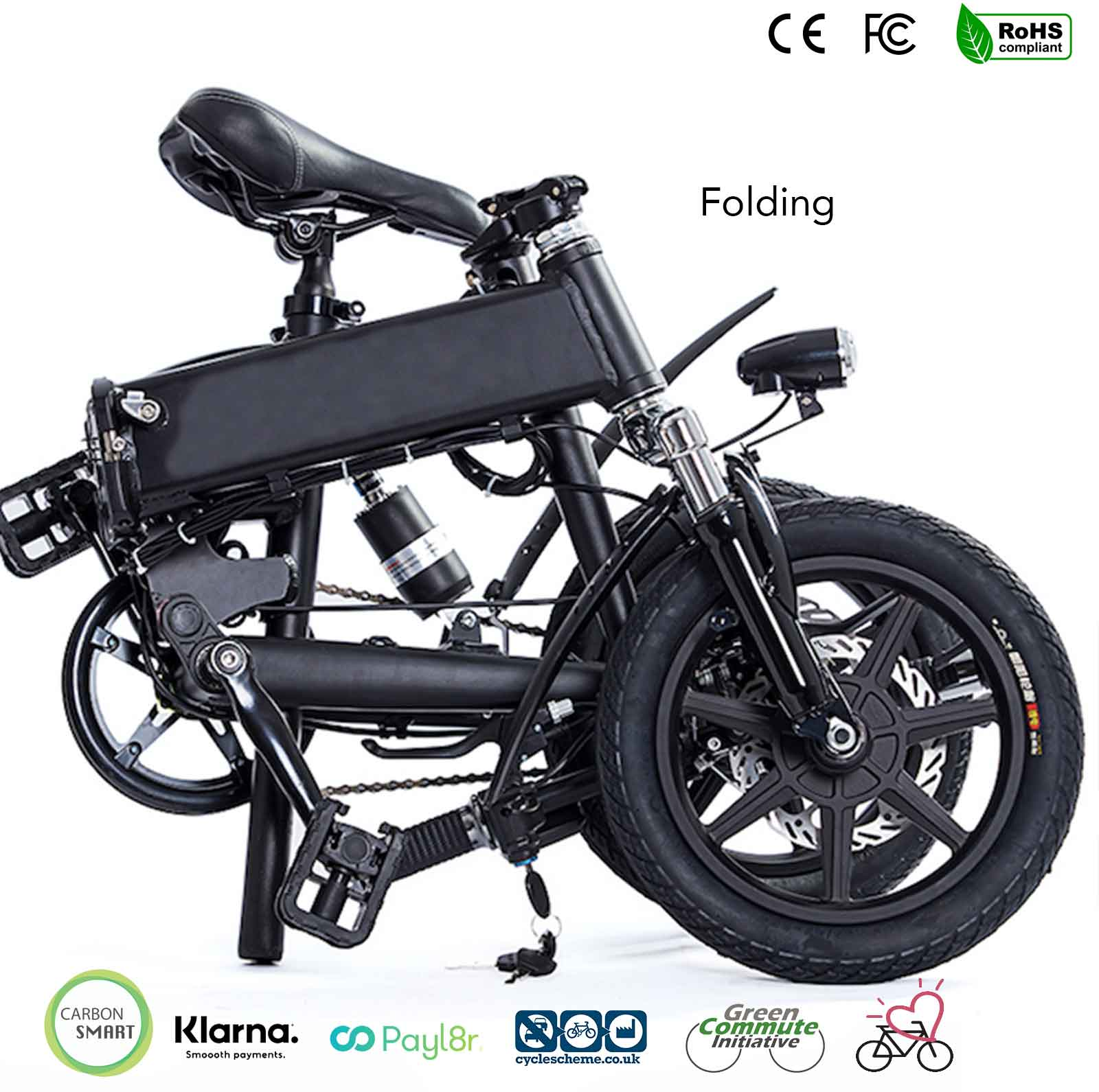 folding road legal e bike